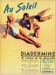Diadermine Marie-Claire n°126 - 28 juillet 1939