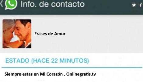 Frases Para Whatsapp De Amor 2016