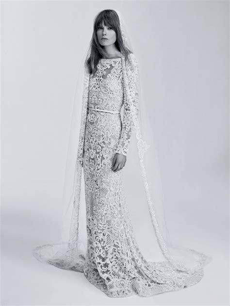 Elie Saab Bridal Wedding Dresses Spring 2017 17