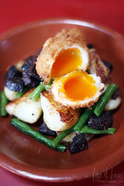 Morcilla & Potato Hash, The Carrington