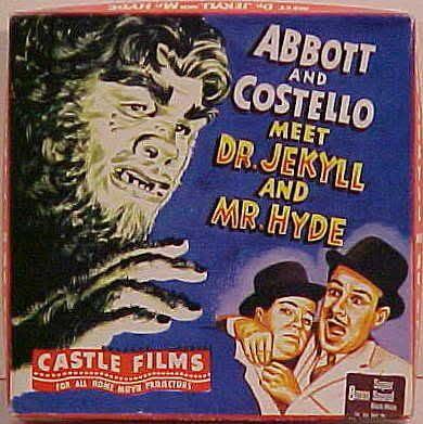 Bud Abbott Lou Costello Castle Films