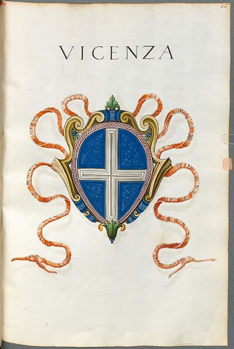 Stadtwappen Vicenza