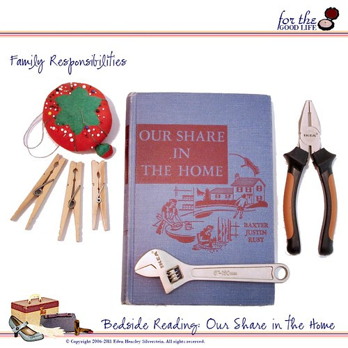 Bedside Reading: Our Share in the Home