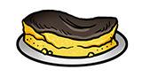desenho, relacionamento e bolos, que bolo é o seu relacionamento?, bolo solado, bolo embatumado, bolo de cenoura, bolo