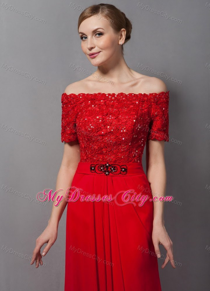 Evening red dresses sale