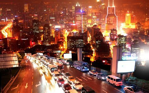 Urban Nights Wallpapers   HD Wallpapers   ID #9103