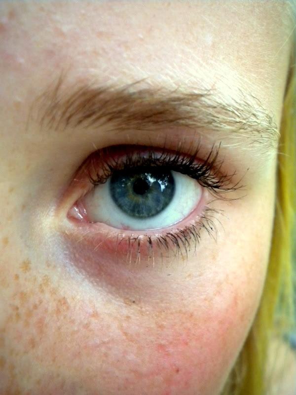 my baby's eye
