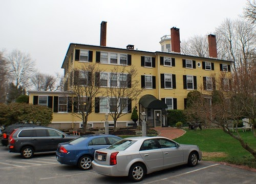 The Marvelous Captain Lord Mansion In Kennebunkport Part