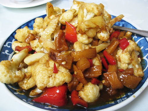 Dinner at Henyang Chili King
