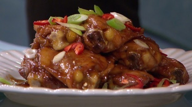 Gok Wan's soy glazed chicken recipe | Food | This Morning