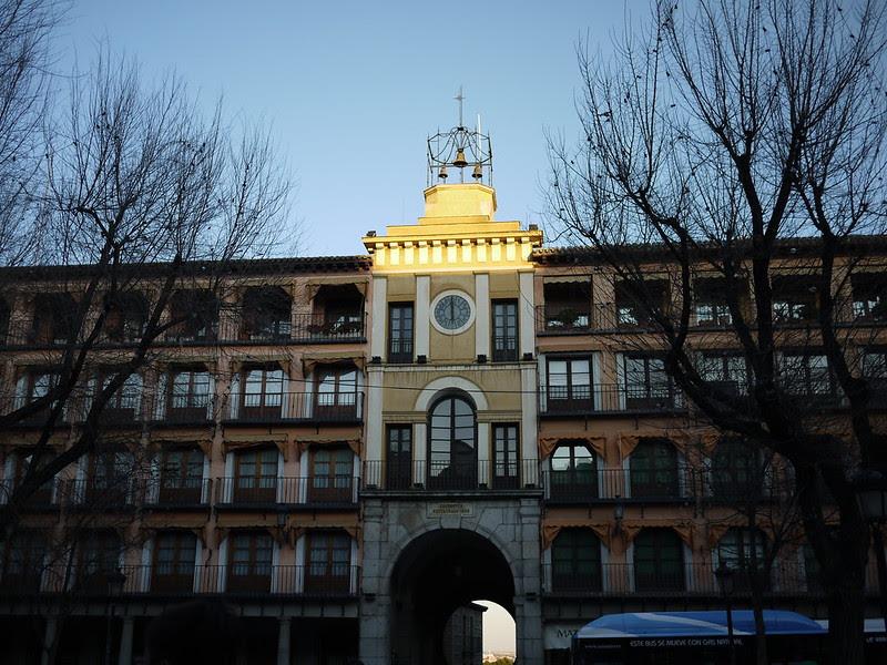 索科多佛廣場  Plaza de Zocodover