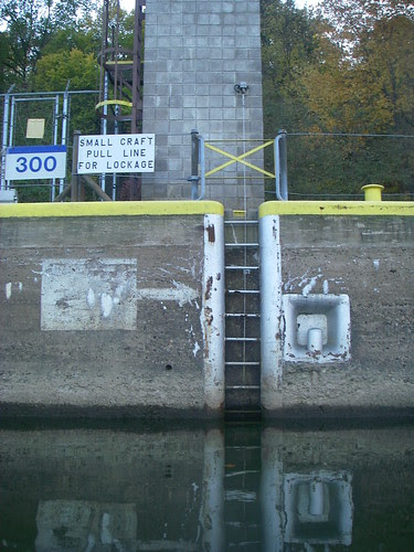 Small Craft Signal Line, Lock 7, Allegheny River