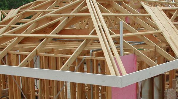Bahan Konstruksi Rangka Atap Pemborong Bangunan