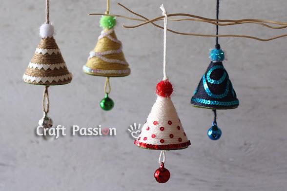 styrofoam cone christmas tree