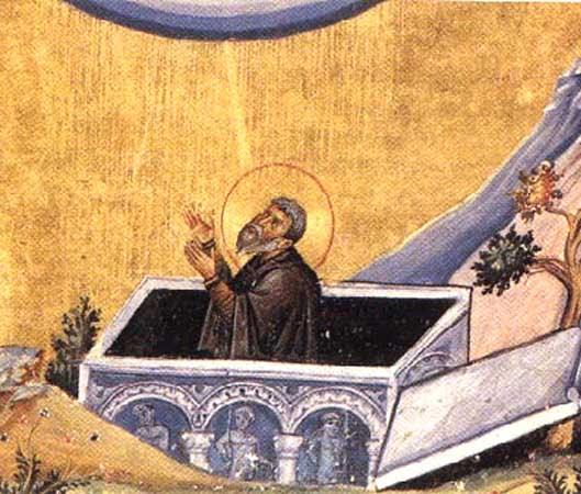 IMG ST. JAMES, The Bishop of Nisibis