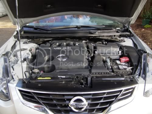 2010 Nissan Altima 3.5 SR Coupe