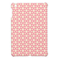 Vintage {pink floral} Mini iPad Case iPad Mini Cases