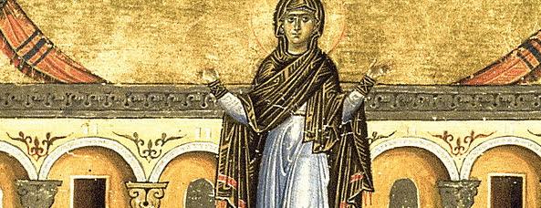 Santa Syncletica: una Madre della Chiesa ci spiega cos'è il male e come si combatte.