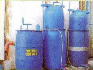 Biodigestor y Deposito