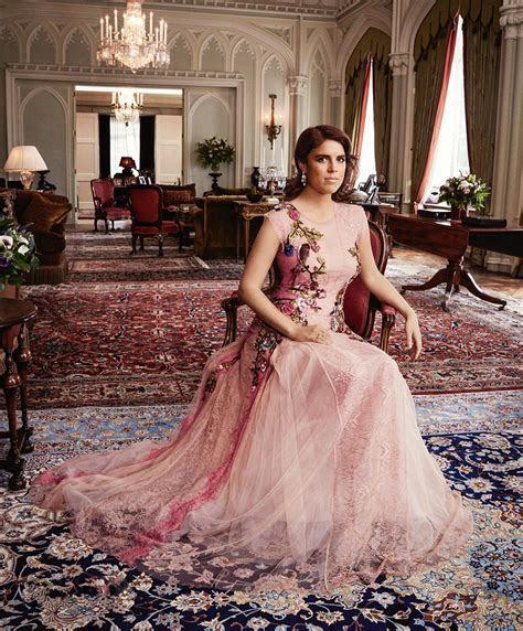 Royal Family Around the World: Princess Eugenie details
