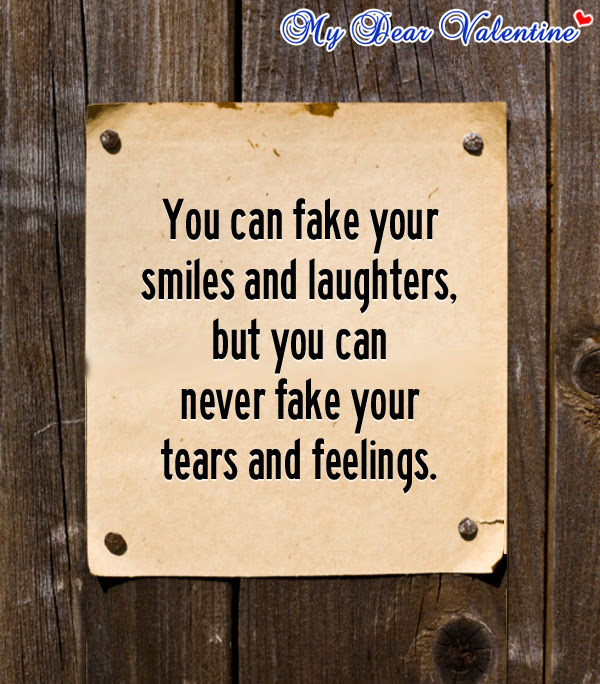 Quotes About Fake Relations 22 Quotes