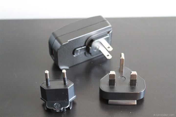 Garmin FR910XT Power Adapters