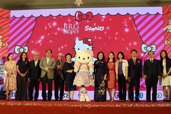 0833a0681c9 Sanrio to open Hello Kitty theme park in Hanoi in 2021