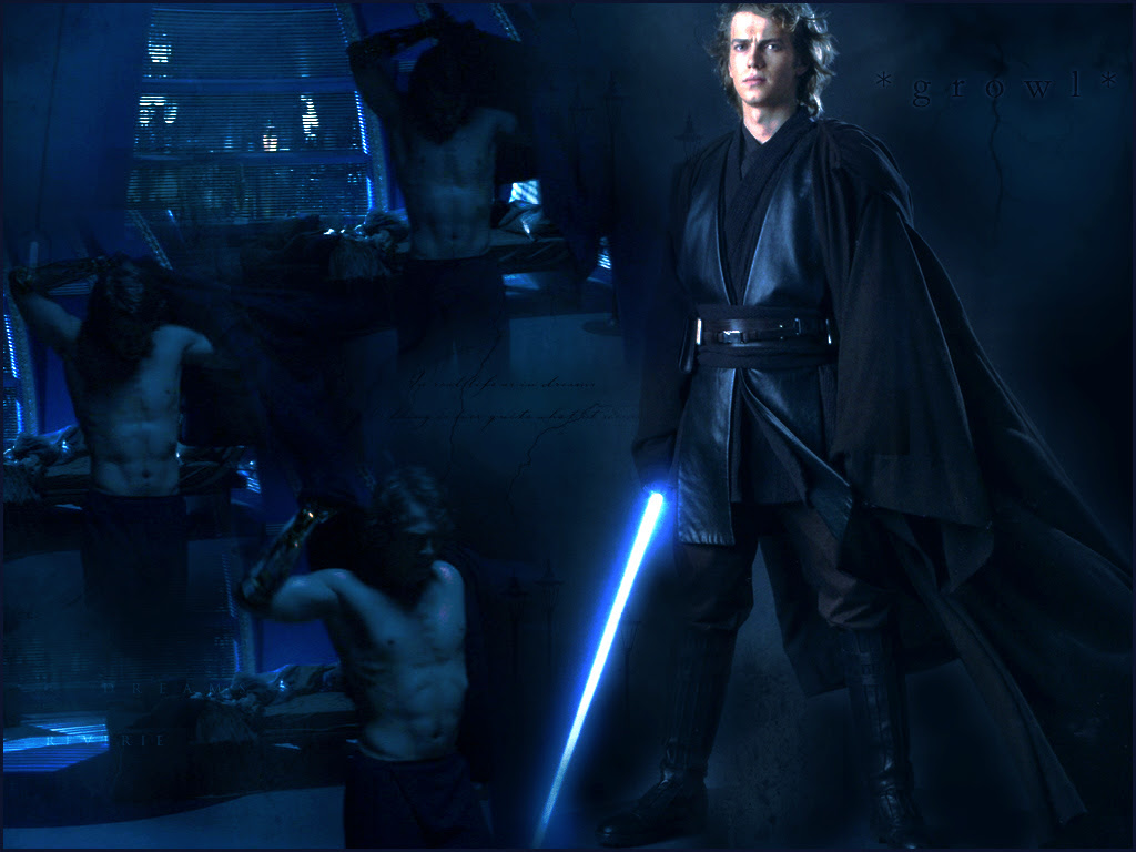 Anakin Skywalker Star Wars Revenge Of The Sith Wallpaper
