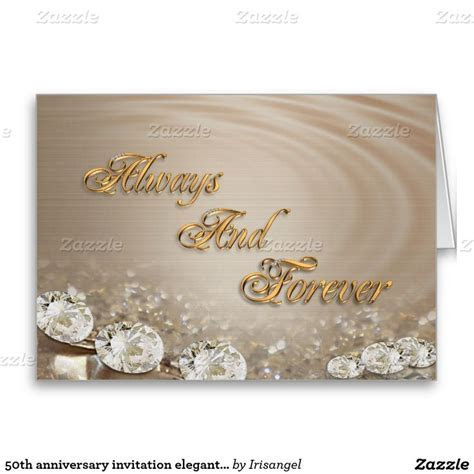 108 best images about 50th Wedding anniversary invitations