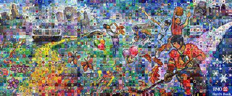 bmo harris bank community art project  small