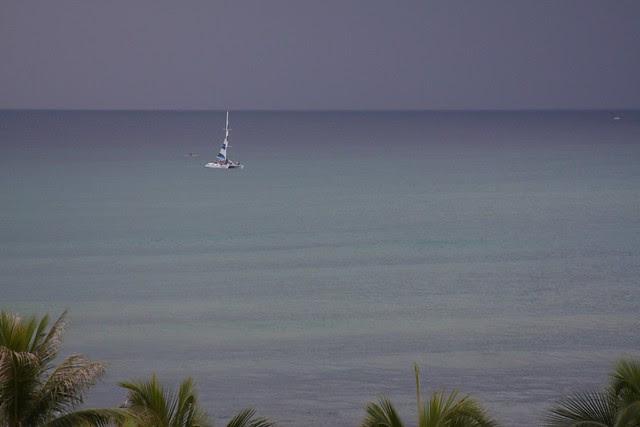 catamaran, waikiki