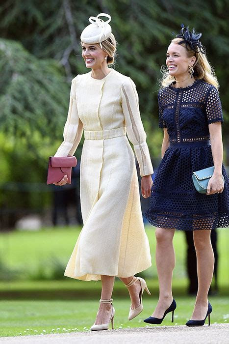 Guests arrive for Pippa Middleton and James Matthews' wedding