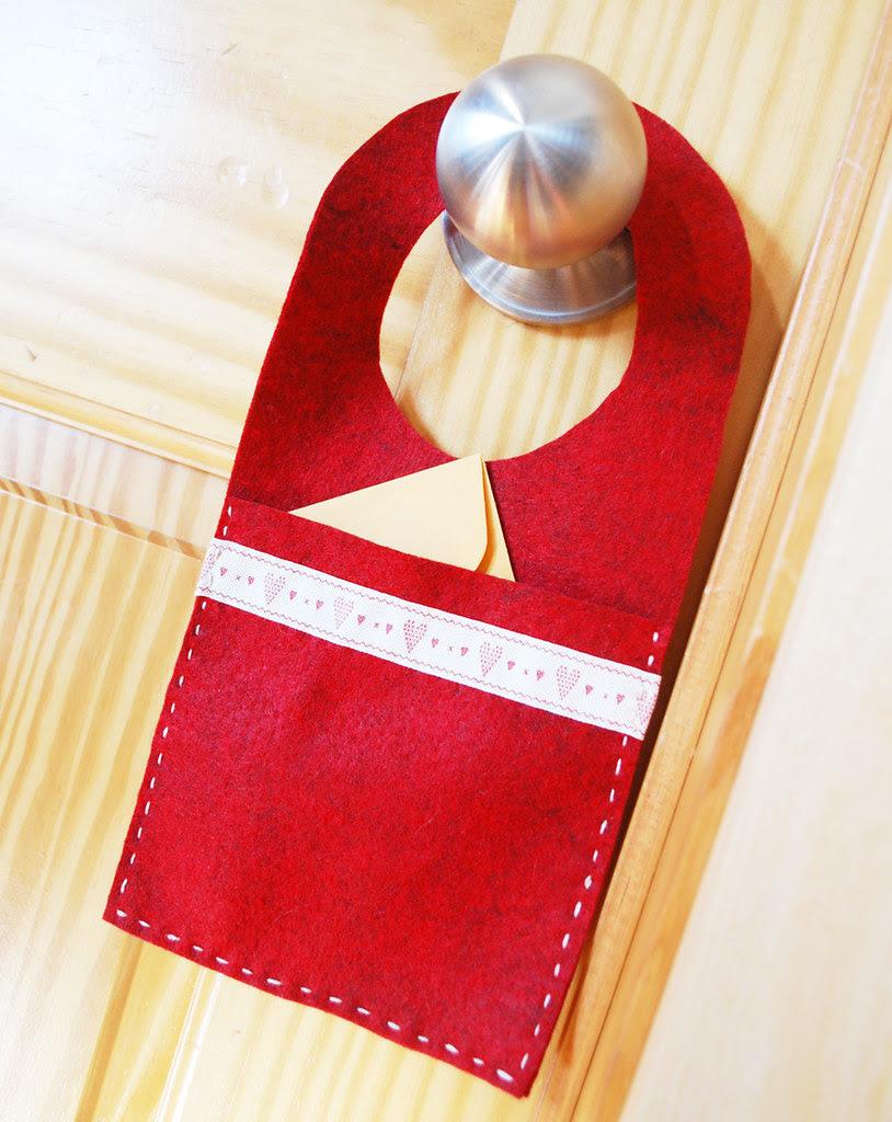 doorknob hanger