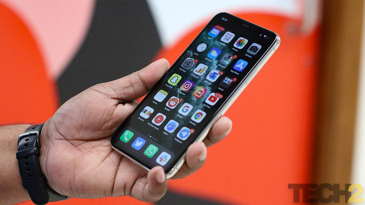 Apple iPhone 11 Pro Max Image: tech2