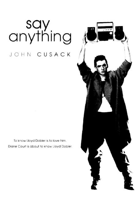 Say Anything 1989 Cast And Crew Trivia Quotes Photos News