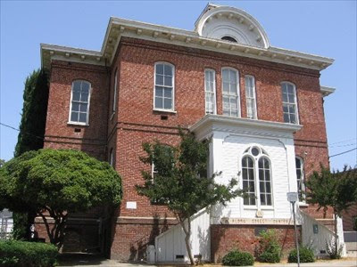 Old Weber School Stockton Ca Us National Register Of Historic