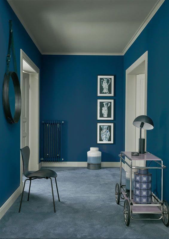 Farbpalette Wandfarben Stolook Piccolo Mit Neuen Trend Farben Im Innenraum