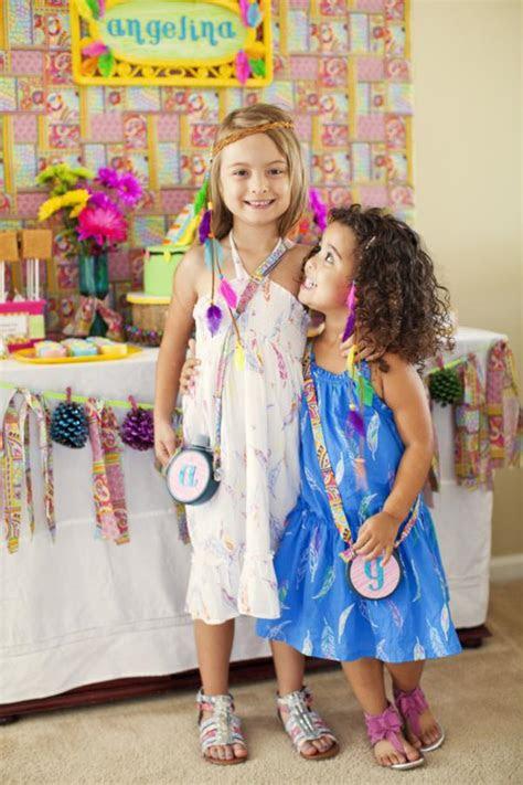 karas party ideas retro  barbie camping  birthday