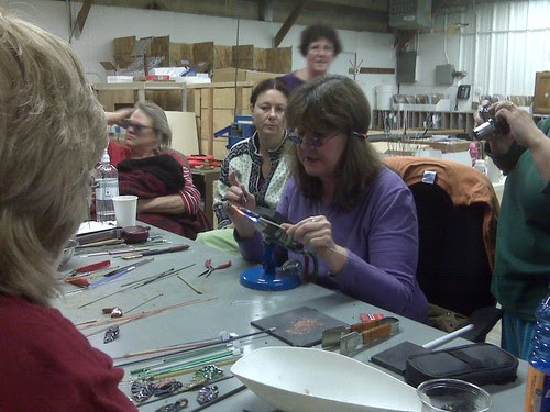 Lampworking With The Stars Weekend