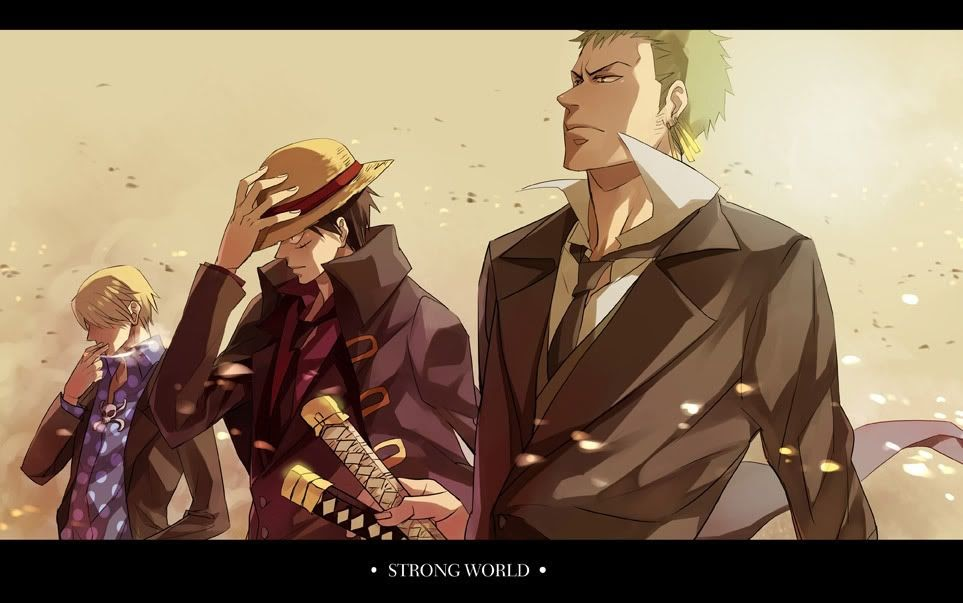 Wallpaper One Piece Luffy And Zoro Top Anime Wallpaper