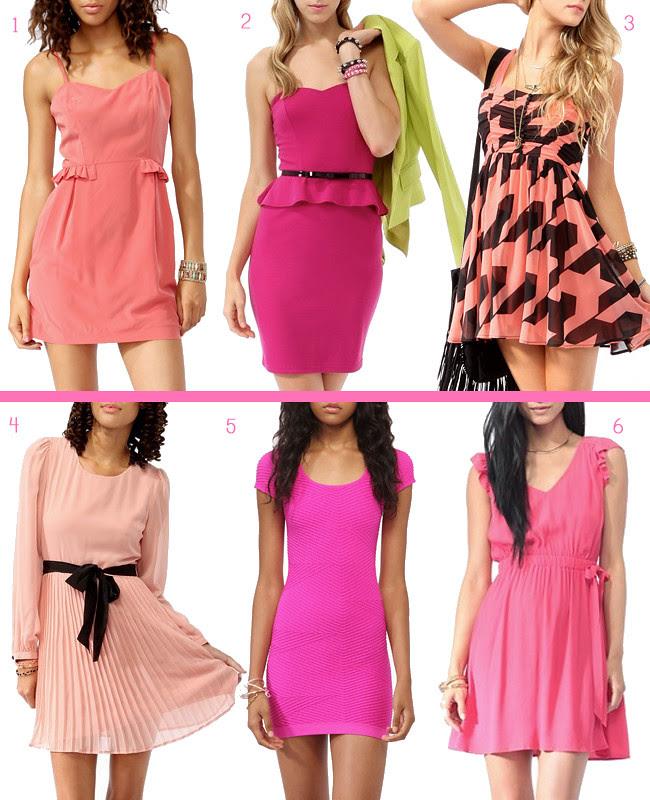 Forever21 PINK Dresses