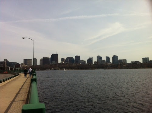 "I'm am so lucky to be able to train in warm L.A. but I got to do 10 miles today in Boston (gotta do 14 more tomorrow). My hometown- that connection like no other we all get from our hometowns. And that's why I have to run Boston before any other marathon (if any other). My love and emotions for this city run as deep as the Charles River. So now comes the time to tell you of another big reason why I am running the Boston Marathon: my mom has Alzheimer's. And its not getting any better. And the only way to make it better for anyone is research. And research costs money. So for my mom and so so many family's affected by this disease I ask you to donate whatever you can BECAUSE EVERY DOLLAR MATTERS to alz.org by going to http://www.crowdrise.com/joeymacsrun/fundraiser/joeymcintyre1 Again whatever you can give matters. AND!!! Just for fun!!! I will be randomly giving away (regardless of the size of the donation) 5 pairs of tickets to The Package Tour: This summer's boy band bonanza across North America: New Kids on the Block/BoysllMen/98Degrees…and 10 signed tour T-shirts…and 10 signed NKOTB ""10"" CDs.That's 25 prizes in all!! :)           But I know you'll donate just because :)  You have always supported me and I humbly ask you again to give what you can for an amazing organization- alz.org- by going to http://www.crowdrise.com/joeymacsrun/fundraiser/joeymcintyre1 oxoxxoxo"