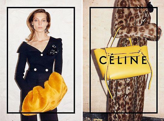2 Le Fashion Blog Daria Werbowy Celine FW 2014 Ad Campaign By Juergen Teller Fur Muff Belt Bag photo 2-Le-Fashion-Blog-Daria-Werbowy-Celine-FW-2014-Ad-Campaign-By-Juergen-Teller-Fur-Muff-Belt-Bag.jpg