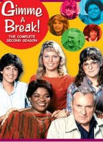 Gimme A Break - The Complete Second Season (Canadian Release)