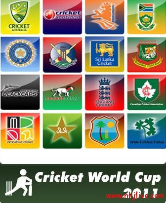 world cup 2011 images. ICC Cricket world cup 2011 is