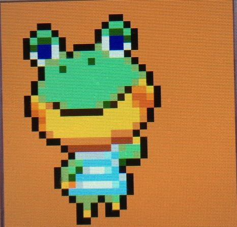 Bythatiblogspotcom Pixel Art Animal