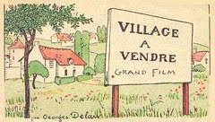 village à vendre