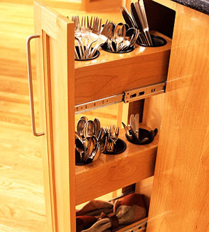 33 Creative Kitchen Storage Ideas | Shelterness