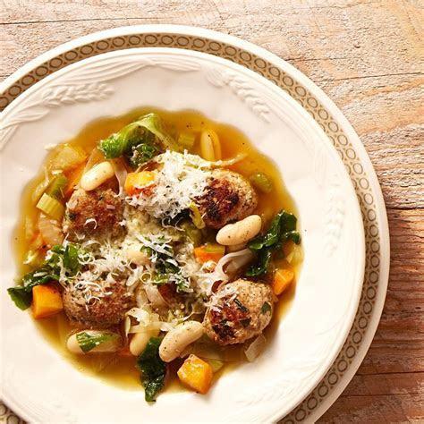 Italian Wedding Soup Recipe   EatingWell