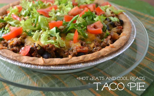 Beef Taco Pie